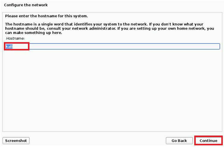 15 install kali linux