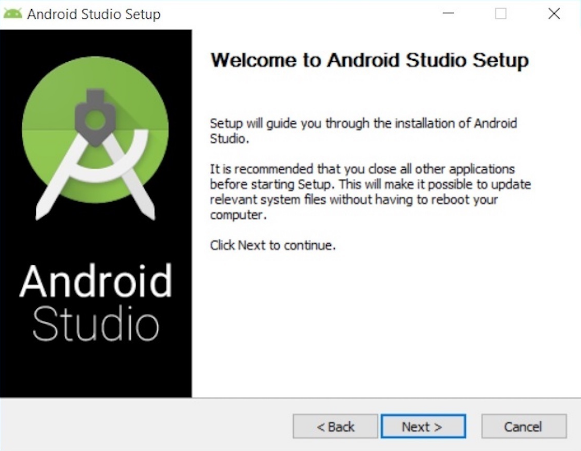 2  how to install android studio