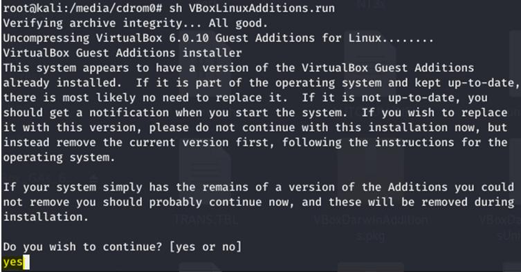 4 full screen kali linux