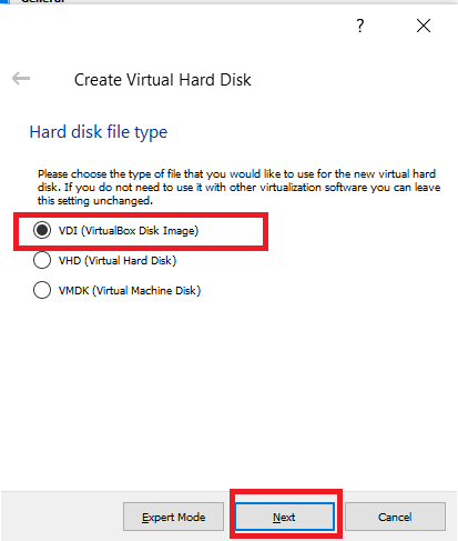 5  install kali linux
