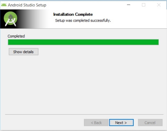 7  how to install android studio