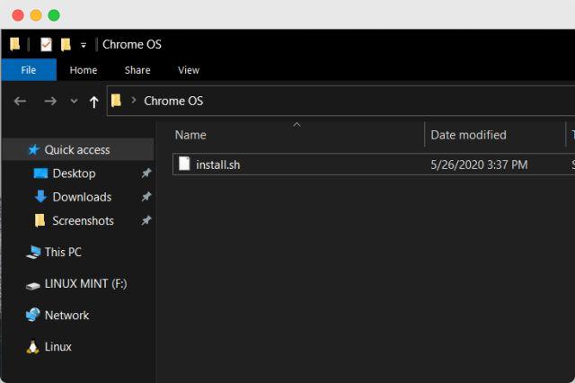 Chrome OS 7