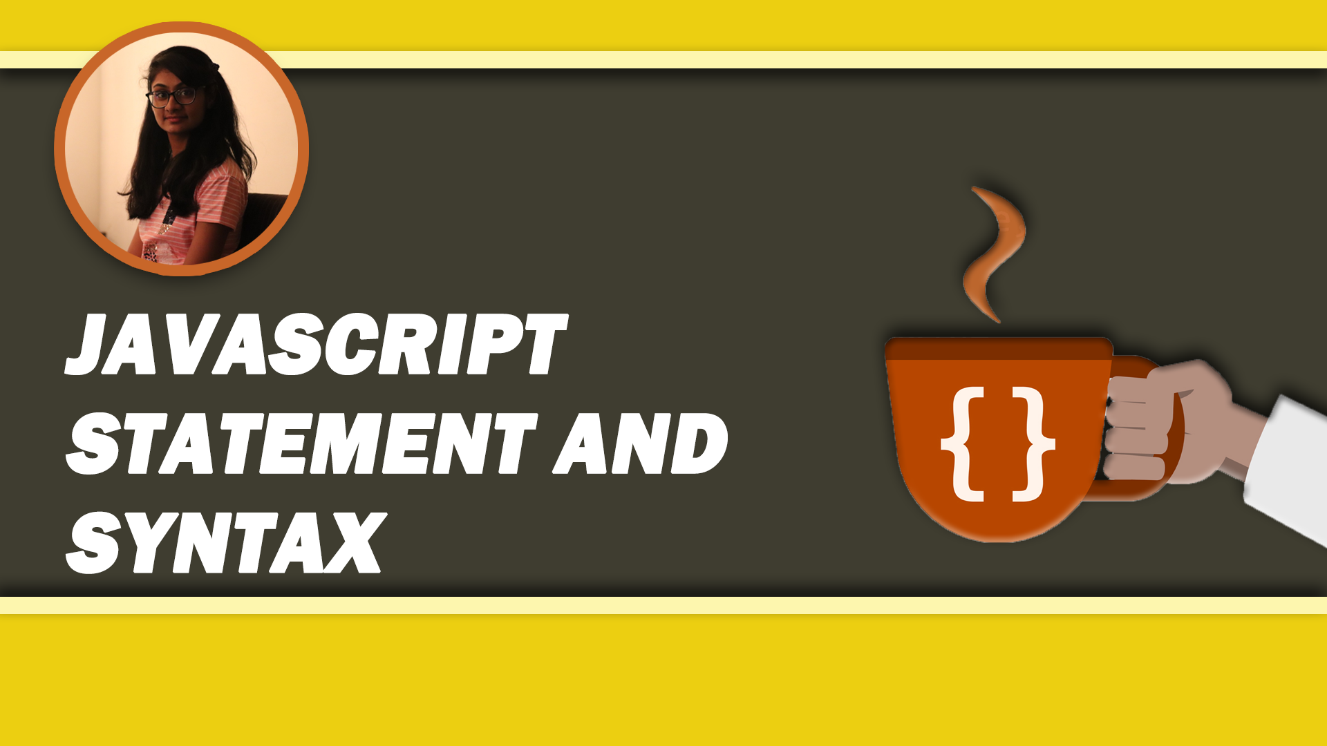 JavaScript statement and syntax
