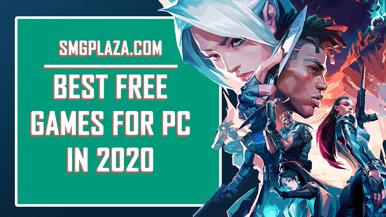 best Free games for pc in 2020