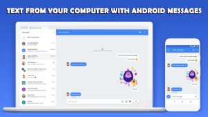 How To Text From Your Computer With Android Messages