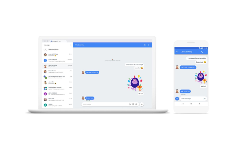 Android Messages 2